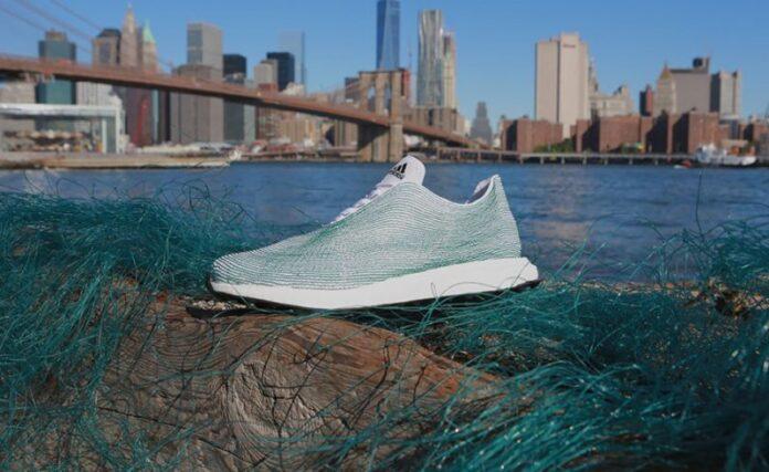 Una scarpa in plastica riciclata che salva gli oceani