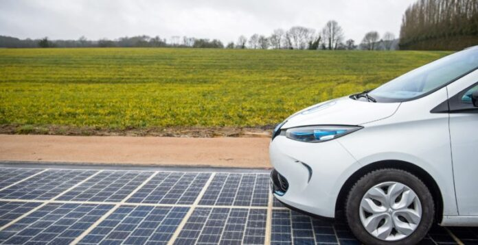 La strada si fa fotovoltaica