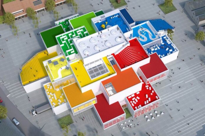 Lego House, un omaggio al mattoncino più famoso