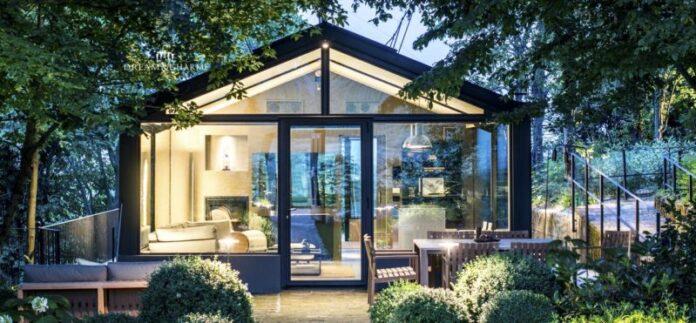 Glass House, casa interattiva