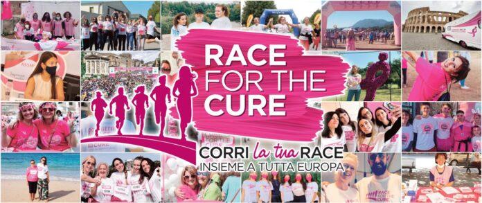 Race of the Cure, corsa per la salute al Circo Massimo