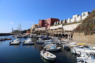 Ventotene, Gita al Faro, festa della cultura