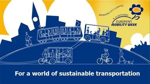 La settimana europea della mobilità sostenibile
