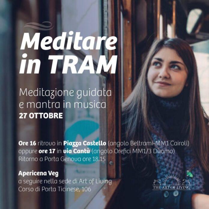 Meditiamo in tram, perchè no?