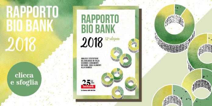 La parola chiave è BIO, il Rapporto Bio Bank