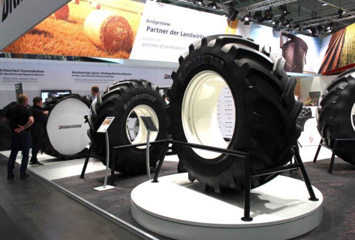 Bridgestone per un'agricoltura efficiente e senza rischi