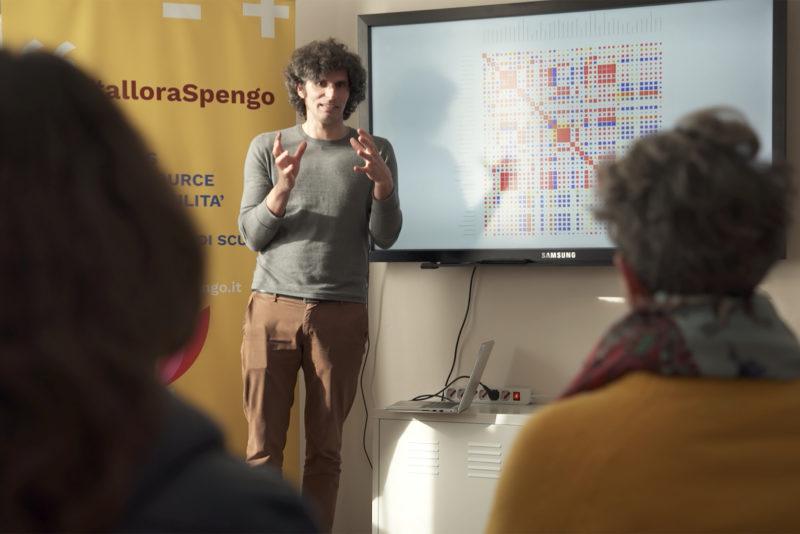Energy Way e il potere dei dati per risparmiare energia - nella foto Fabio Ferrari CEO e fondatore di Energy Way