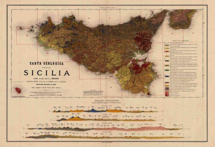 Conservare la memoria geologica d'Italia
