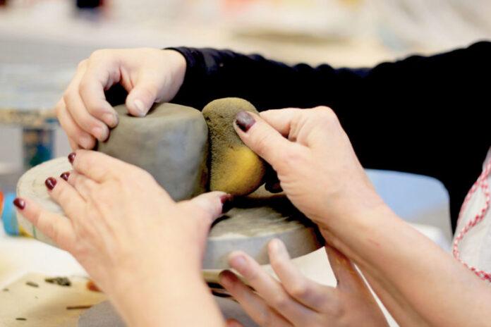 Ceramica Terapia, l'arte che fa bene