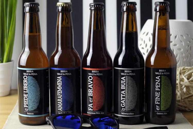 Le birre del riscatto e della legalità