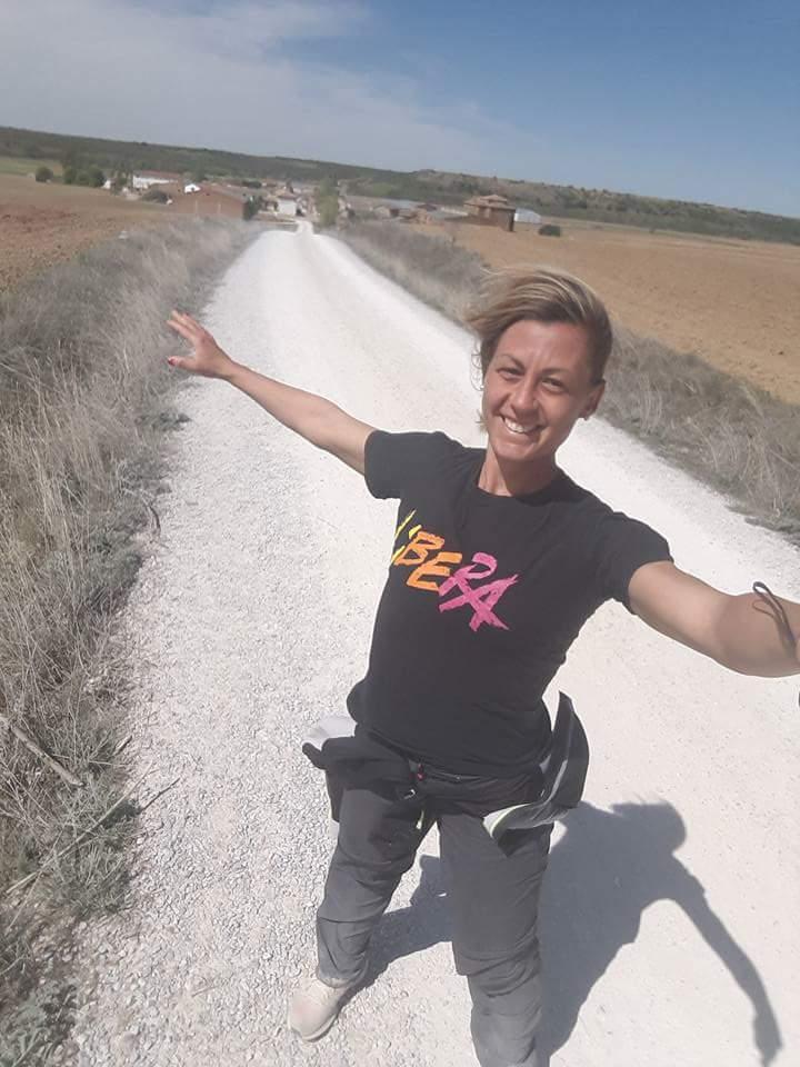 Veronica Iovino, atleta e sognatrice in viaggio