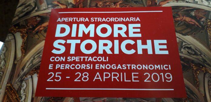 Lazio: le dimore storiche aprono le porte