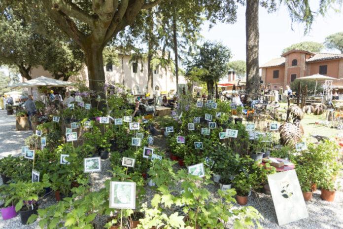 FloraCult, quest'anno la 10^ edizione della mostra mercato di piante e fiori a Roma