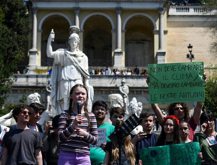 Effetto Greta, cronaca di una giornata per l'ambiente