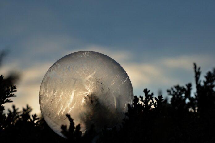 Bubble room, dormire in una bolla a contatto con la natura