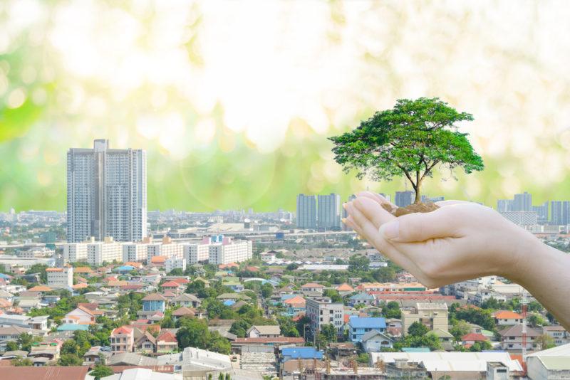 Enea svela la città del futuro
