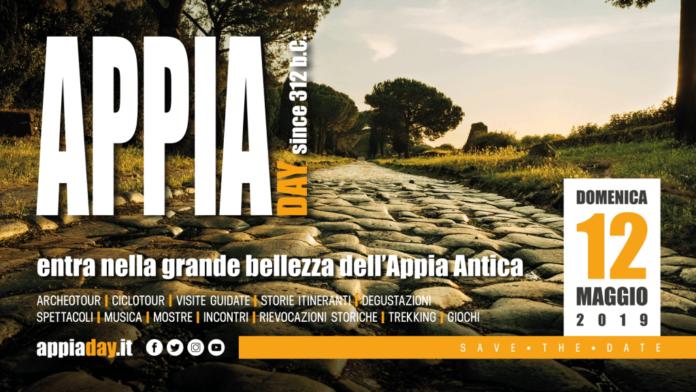 Appia Day 2019: riappropriarsi del passato per far germogliare il futuro