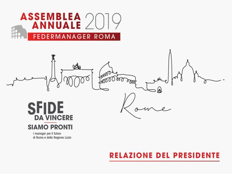 L'assemblea annuale di Federmanager Roma: sfide da vincere