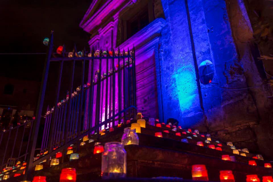 Centomila candele illuminano la notte di Vallerano