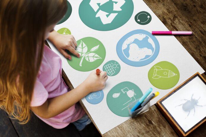 Nove consigli per insegnare ai bambini il rispetto dell'ambiente che li circonda