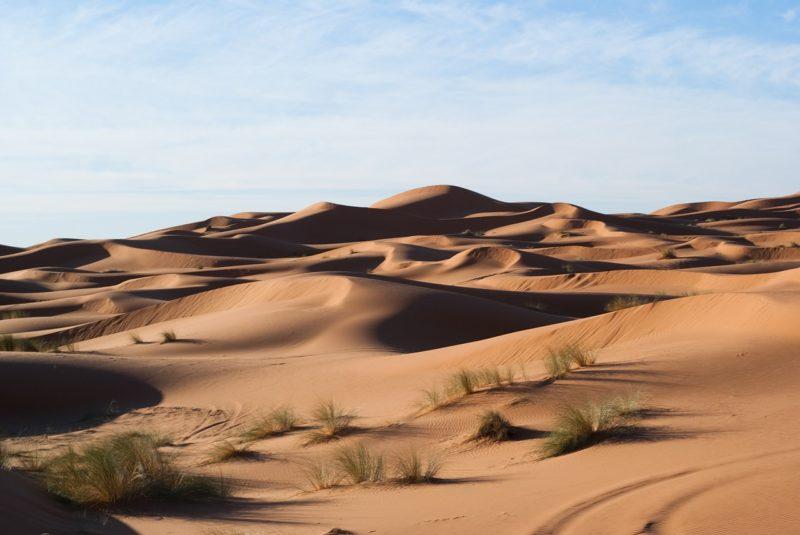 """Le """"onde"""" del deserto in Europa, i suggerimenti di Virail"""
