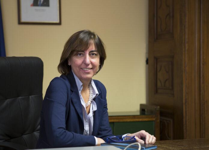 Matilde Casa, sindaco del comune di Lauriano