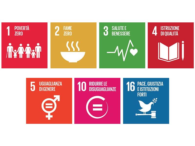 Agenda 2030: gli obiettivi Sociali dello Sviluppo Sostenibile