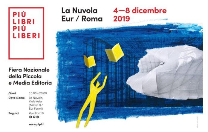 Più Libri Più Liberi torna a Roma dal 4 all'8 dicembre