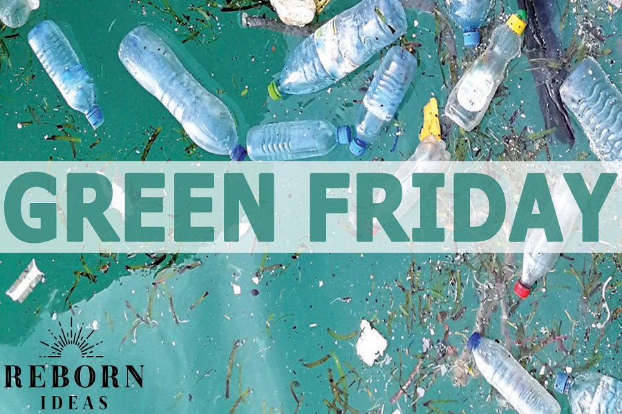 Il Black Friday con Reborn Ideas cambia colore, diventa Green