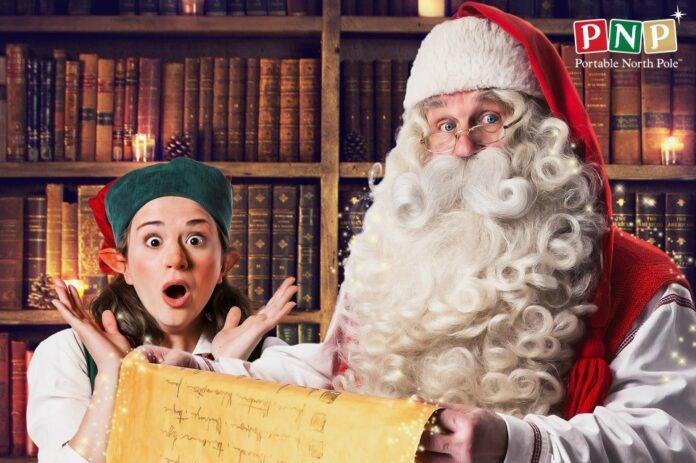 Polo Nord Portatile rende il Natale più magico e solidale da oltre 10 anni