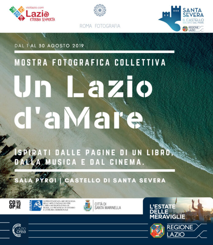 Un Lazio d'aMare, sbarca a Eataly Roma Festival la mostra fotografica