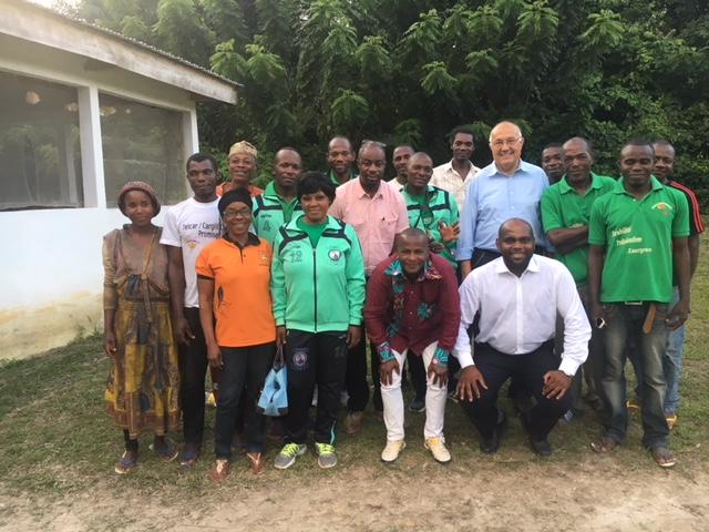 New Generation, cacao e caffé per i giovani camerunensi