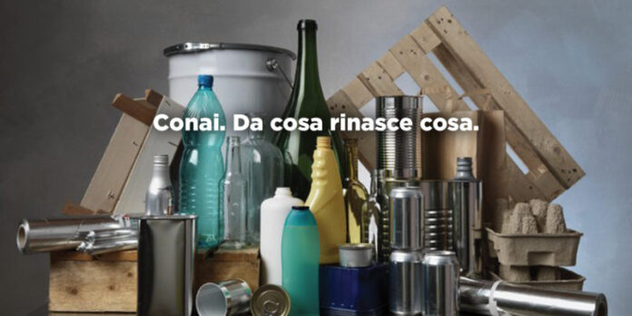 CONAI: ottime notizie dal riciclo dei rifiuti di imballaggio