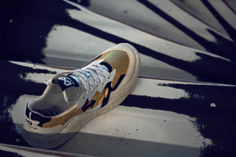 Sneakers re-evolution, le scarpe eco-sostenibili made in Italy