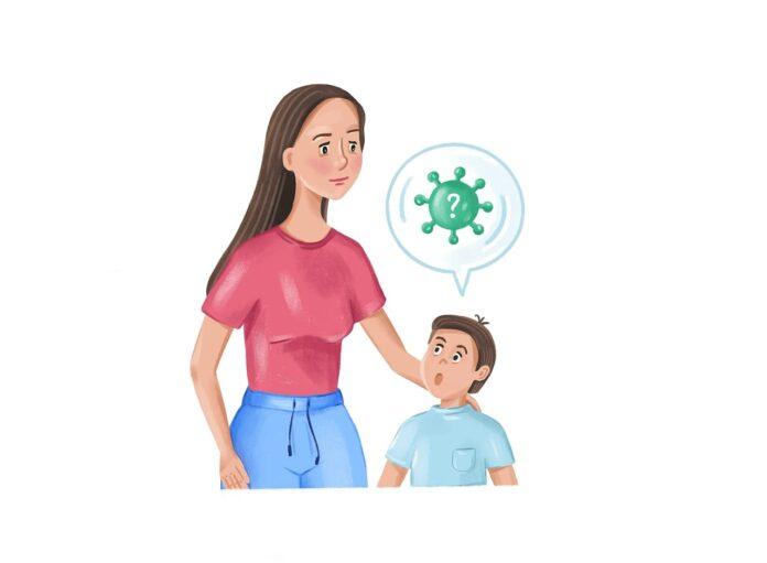 Coronavirus, suggerimenti per spiegarlo ai bambini