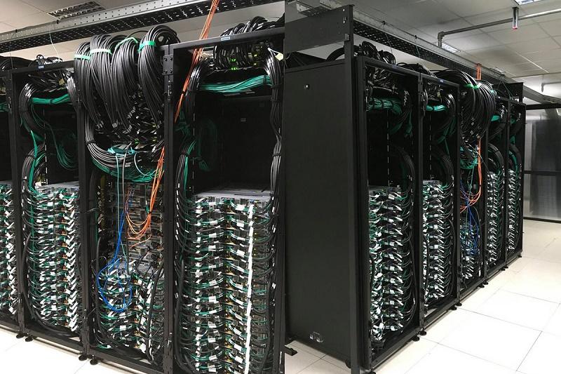 Coronavirus: un supercomputer in aiuto alla scienza