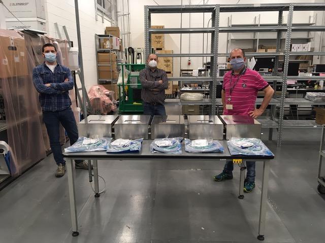 Covid-19, il progetto italiano Milano Ventilatore Meccanico - MVM è disponibile per la produzione