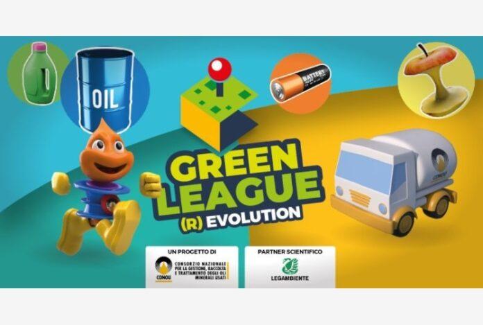 CONOU e Green League: rispettare l'ambiente è un gioco