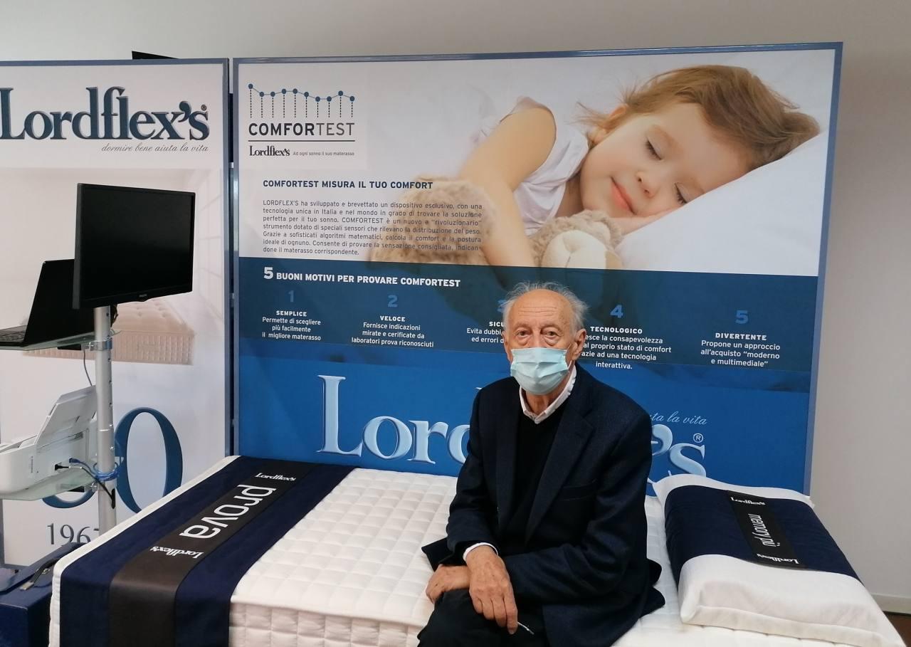 """Centomila mascherine al giorno, la """"Task Force"""" di Lordflex's per l'emergenza coronavirus"""