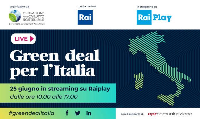 Maratona Green Deal per l'Italia, un confronto per la sostenibilità