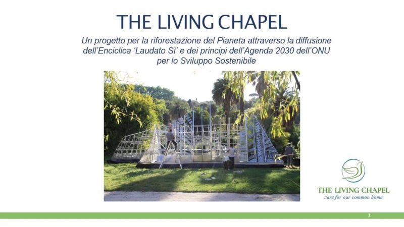 The Living Chapel, l'armonia della bellezza