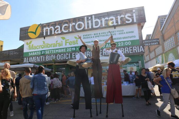 Macrolibrarsi Fest 2020: segui la via green
