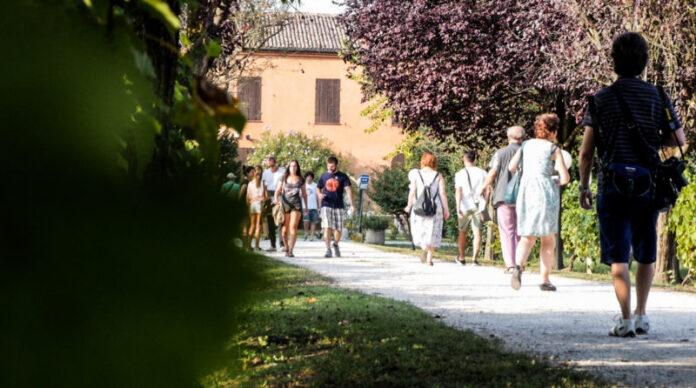 Ferrara svela i suoi giardini e la sua anima verde