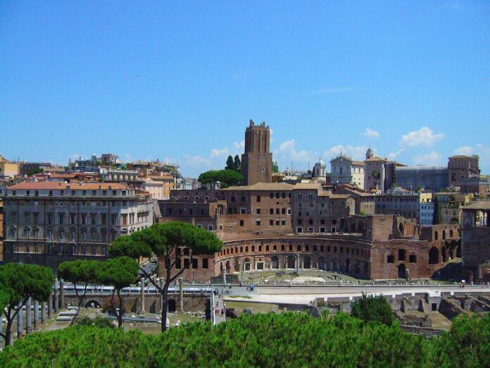 Roma partecipa alle Giornate Europee del Patrimonio 2020