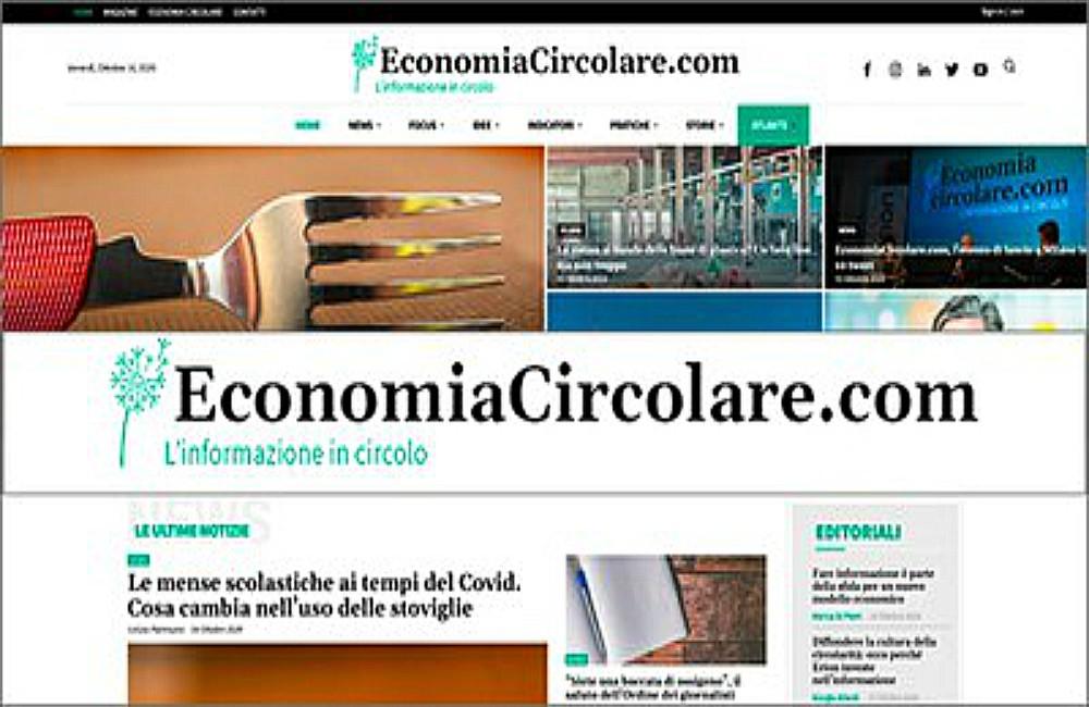 Economia circolare, nasce nuovo portale con Enea coordinatore scientifico