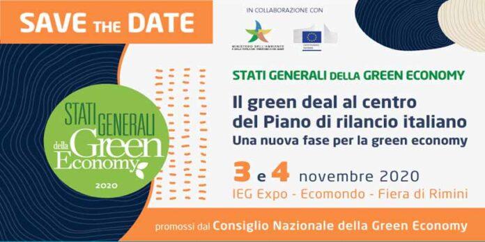 Rilancio dell'Italia, le proposte agli Stati generali della Green Economy