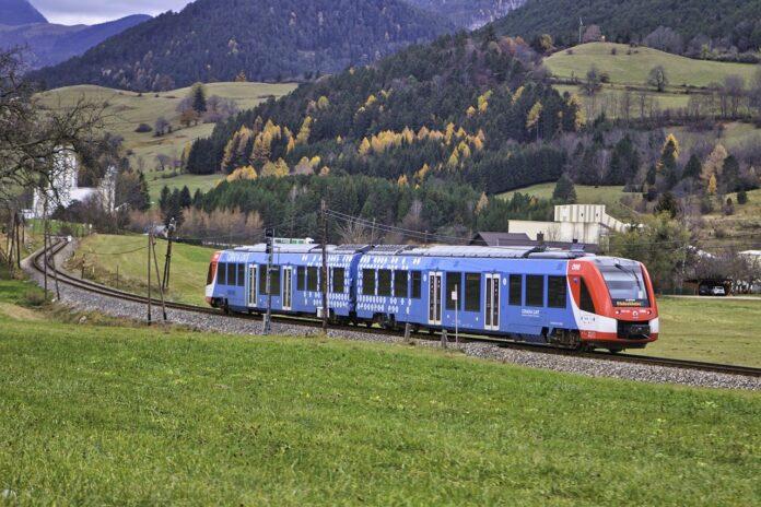 Il treno a idrogeno debutta anche in Italia