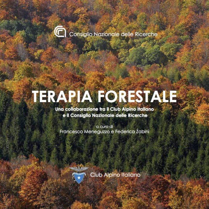 Terapia forestale, ora un libro racconta di cosa si tratta