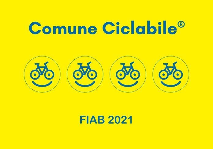 FIAB assegna 51 bandiere gialle ai ComuniCiclabili