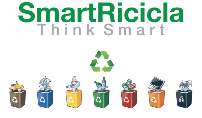 Raccolta differenziata, SmartRicicla nell'Atlante dell'Economia circolare